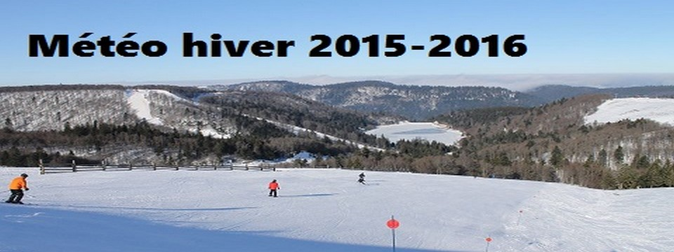 prévisions météo hiver 2015