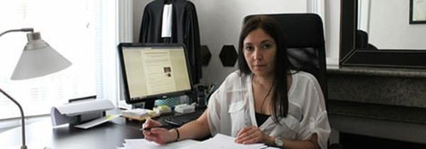 Cabinet d'avocat Meriem Ouadah à Saint-Etienne