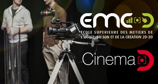 école métiers du cinéma à Paris
