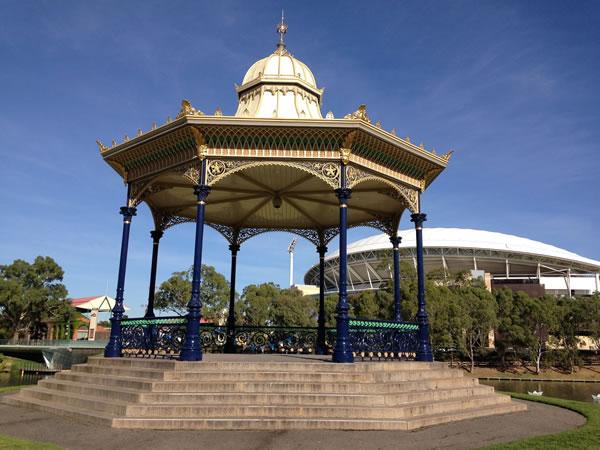 Adelaide Elder Park