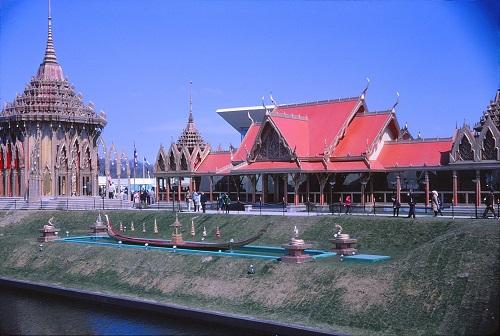 découvrir le patrimoine birmane