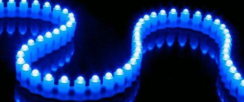 Assurer l'éclairage de tous vos espaces grâce à l'installation des rubans LED