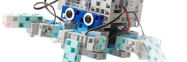 Logiciel programmation robot pour les écoles